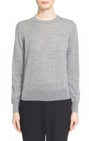 Comme des Garcons Women's Crewneck Wool Pullover