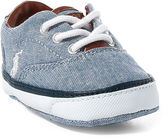 Ralph Lauren Vaughn Chambray Sneaker