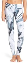 Alo Women's 'Airbrushed' Glossy Leggings