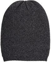 Barneys New York Men's Wool Blend Beanie