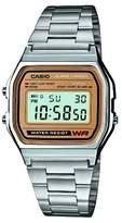 Casio Men's Classic Digital Watch - Silver (A158WEA-9)