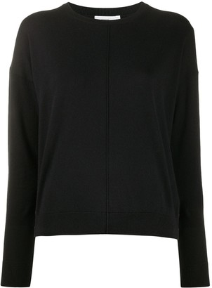 Closed Round Neck Jumper