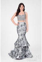 Terani Prom - Two Piece Mermaid Prom Gown 1711P2720