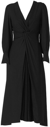 Sandro Minella Twist-Knot Dress