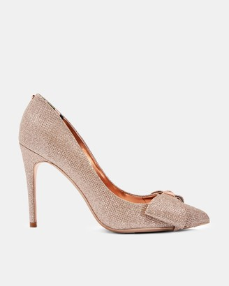 Ted Baker ASELLYL Bow detail courts
