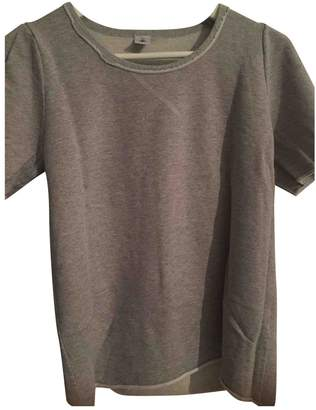 Petit Bateau Grey Cotton Knitwear for Women