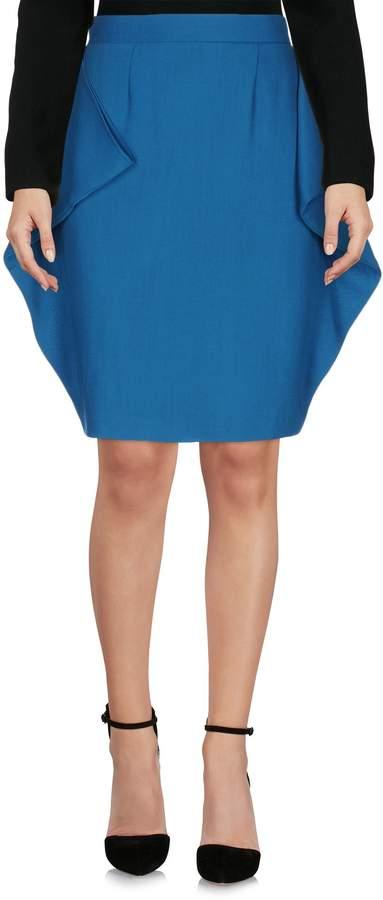 JC de CASTELBAJAC Knee length skirts