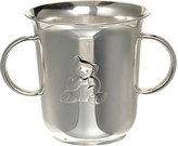 Christofle Charlie Bear Silver-Plated Cup
