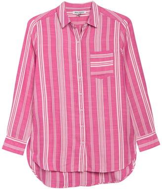 Tommy Bahama Stef Striped Tunic Shirt