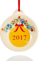 Fiesta Christmas Tree 2017 Ornament