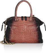 Zagliani WOMEN'S TOMODACHI ALLIGATOR MINI CROSSBODY BAG