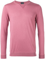 Laneus fitted sweater - men - Silk/Cashmere - 48