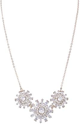 Nina Jewelry Geo Floral Necklace