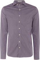 Gant Diamond G Spread-collar Gingham Shirt
