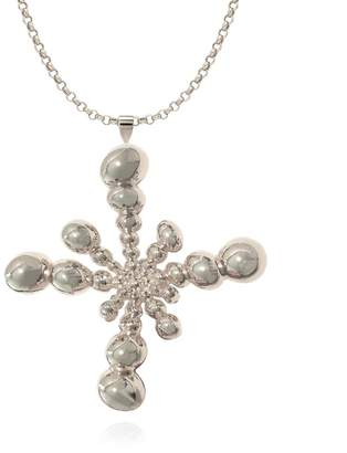 FLAKE Orman Necklace Silver
