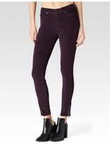 Plum Corduroy Pants - ShopStyle