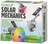 Toysmith 4M Kidz Labs Solar Mechanic Science Kit