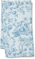 Maison Du Linge Princesse Tea Towel, French Blue