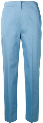 Theory Tailored Cropped Trousers