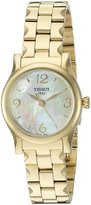 Tissot Women's T028.210.33.117.00 Dial Stylis T Dial Watch