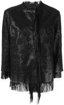 Ermanno Scervino embroidered jacket
