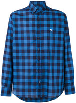Etro checked shirt - men - Cotton - 39