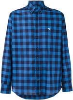 Etro checked shirt - men - Cotton - 41