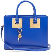 Sophie Hulme Medium Albion leather box bag