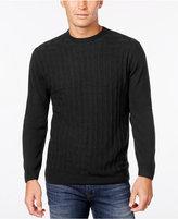 Weatherproof Vintage Men's Crew-Neck Sweater, Classic Fit