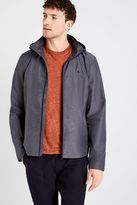 Blackett Heathered Nylon Jacket