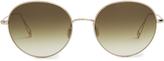 Garrett Leight Valencia 54 round-frame sunglasses
