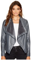 BB Dakota Gracelyn Drape Front Jacket Women's Coat