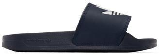 adidas Navy Adilette Lite Sandals