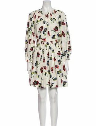 Ulla Johnson Floral Print Mini Dress w/ Tags