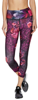 Nanette Lepore Baroque Print Smoothe Leggings