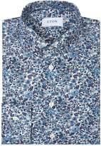Eton Floral Slim-Fit Shirt