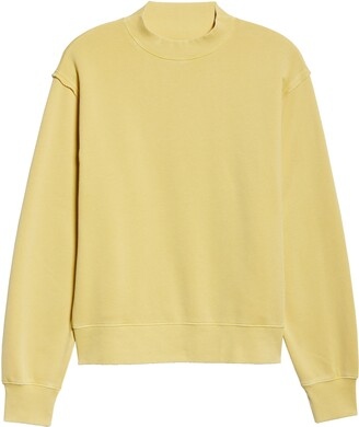 Alo Freestyle Mock Neck Sweatshirt