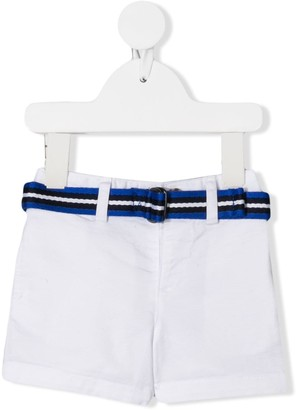 Ralph Lauren Kids Belted Chino shorts