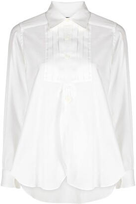 Needles Tuxedo Cotton Shirt