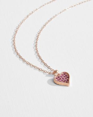 Ted Baker HEYNA Heart necklace