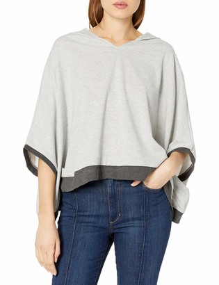 Rampage Women's French Terry Poncho