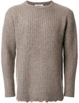 Monkey Time Slim-Fit Ribbed Sweater