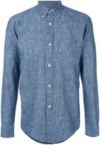 Our Legacy chambray shirt - men - Hemp/Organic Cotton - 52