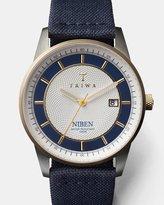 Triwa Duke Niben - Navy Canvas Classic