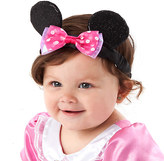 Disney Minnie Mouse Ear Headband for Baby with Pink Bow