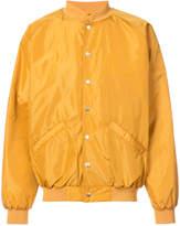 Stampd Script varsity jacket
