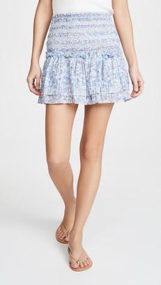 Poupette St Barth Triny Miniskirt