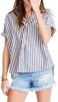 Madewell Women's Stripe Courier Shirt