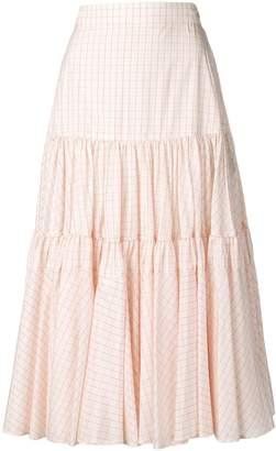 Calvin Klein Full Midi Skirt