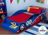 Kid Kraft Racecar Toddler Bed